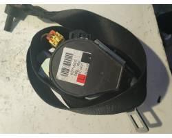 Cintura di Sicurezza anteriore Sinistra con pretensionatore MERCEDES Classe A W169 3° Serie