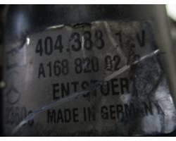 Motorino tergi ant completo di tandem MERCEDES Classe A W168 1° Serie
