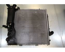 Radiatore acqua BMW X5 1° Serie
