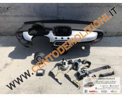 Kit Airbag Completo FIAT 500 X 1° Serie