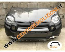 Musata completa + kit Radiatori + kit Airbag FIAT Panda Cross