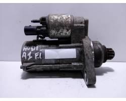 Motorino d' avviamento AUDI A1 Serie (8XK)