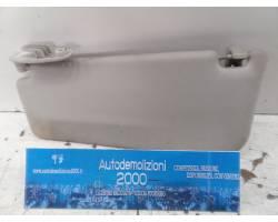 Parasole aletta Lato Passeggero FIAT Punto Berlina 3P 2° Serie