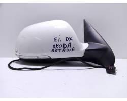 Specchietto Retrovisore Destro SKODA Octavia Berlina 4° Serie