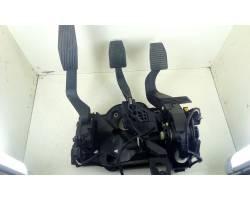 Pedaliera completa freno + frizione + acceleratore FIAT 500 X 1° Serie