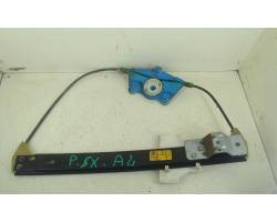 Meccanismo alza vetro Post. SX AUDI A4 Avant (8E) 1 serie