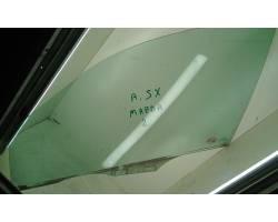 Vetro scendente anteriore Sinistro MAZDA 2 Berlina 1° Serie