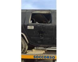 PORTIERA POSTERIORE DESTRA HUMMER H2 SUV 3500 Benzina  (2010) RICAMBI USATI