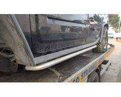 PEDANA LATERALE SINISTRA HUMMER H2 SUV 3500 Benzina  (2010) RICAMBI USATI