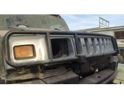 BULL BAR ANTERIORE HUMMER H2 SUV 3500 Benzina  (2010) RICAMBI USATI