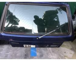 PORTELLONE POSTERIORE COMPLETO INNOCENTI Mille Serie (1980-) Benzina  (1995) RICAMBI USATI