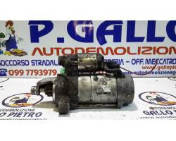 Motorino d' avviamento AUDI A8 3° Serie