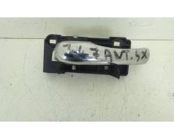 Maniglia interna anteriore Sinistra ALFA ROMEO 147 1°  Serie
