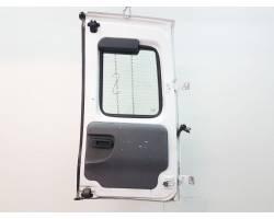 Porta carico posteriore a battente SX lato guida vetrata OPEL Combo 3° Serie