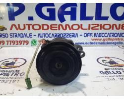 Compressore A/C SMART ForTwo Cabrio 1° Serie