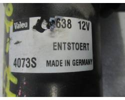 Motorino tergi ant completo di tandem PEUGEOT 307 Berlina