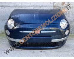 Musata completa + kit Radiatori + kit Airbag FIAT 500 Serie (07>14)