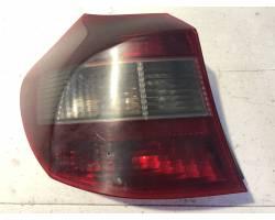 Stop fanale Posteriore sinistro lato Guida BMW Serie 1 E87 1° Serie