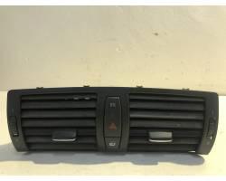 Bocchette Aria Cruscotto BMW Serie 1 E87 1° Serie