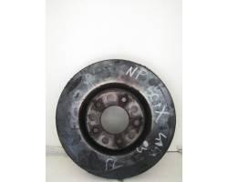 Disco freno ant Sinistro FIAT 500 X 1° Serie