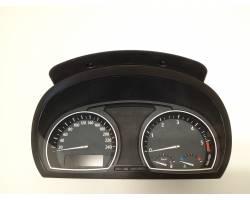 Contachilometri BMW X3 1° Serie