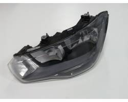 Faro anteriore Sinistro Guida AUDI A1 Serie (8X)