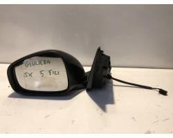Specchietto Retrovisore Sinistro ALFA ROMEO Giulietta Serie