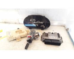 Kit avviamento motore KIA Sportage 4° Serie