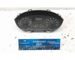 Contachilometri FIAT Idea 1° Serie
