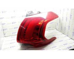 Stop fanale posteriore a LED Destro Passeggero PEUGEOT 2008 1° Serie
