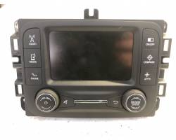 Autoradio MP3 JEEP Renegade Serie