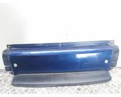 Paraurti Posteriore centrale SMART ForTwo Cabrio 1° Serie