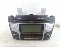 Autoradio MP3 HYUNDAI iX35 1° Serie