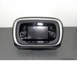 Autoradio FIAT 500 X 1° Serie