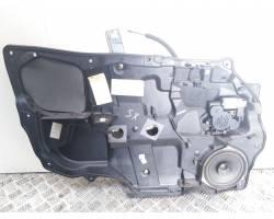 Cremagliera anteriore sinistra Guida MAZDA 2 Berlina 1° Serie