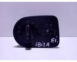 Interruttore comando luci SEAT Ibiza Serie (08>12)