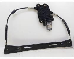 Cremagliera anteriore sinistra Guida FIAT Panda 2° Serie