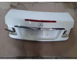 Cofano Baule Posteriore MERCEDES Classe E Coupe (C207) (09>)