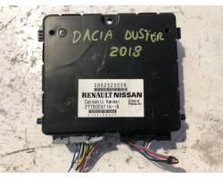 Centralina chiusure DACIA Duster Serie