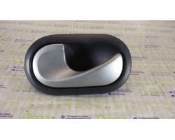Maniglia interna anteriore Sinistra RENAULT Twingo II serie  (07>14)
