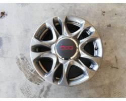 Cerchio in lega FIAT 500 Serie (07>14)
