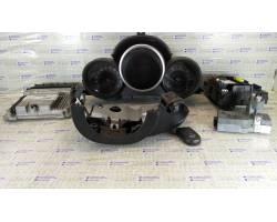 Kit chiave FIAT 500 X 1° Serie