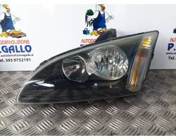 Faro anteriore Sinistro Guida FORD Focus Berlina 3° Serie