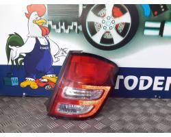 Stop posteriore Destro Passeggero CITROEN C3 3° Serie