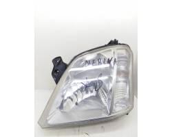Faro anteriore Sinistro Guida OPEL Meriva 1° Serie