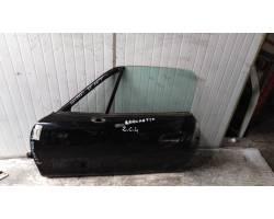 PORTIERA ANTERIORE SINISTRA FIAT Barchetta 1° Serie 2000 Diesel  (1998) RICAMBI USATI