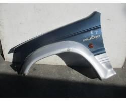PARAFANGO ANTERIORE SINISTRO MITSUBISHI Pajero 2° Serie Benzina  (1992) RICAMBI USATI