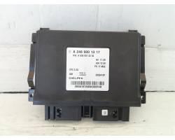 A2469001317 CENTRALINA CONTROLLO TRASMISSIONE MERCEDES CLA Serie (13>) 1500 Diesel (2017) RICAMBI USATI