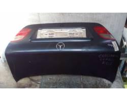 COFANO BAULE POSTERIORE MERCEDES CLK Cabrio W208 2000 Diesel  (2001) RICAMBI USATI