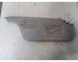 PARASOLE ALETTA LATO PASSEGGERO RENAULT Clio Serie (08>15) Benzina  (2010) RICAMBI USATI